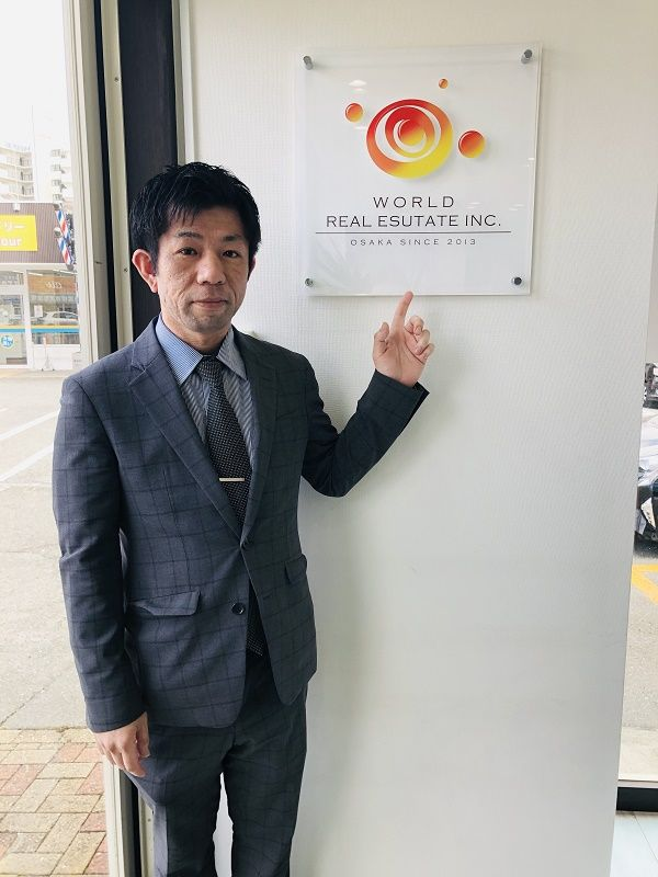 【営業】 小田原 裕之 (オダハラ ヒロユキ)